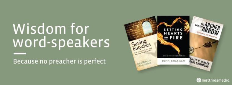 Books for preachers