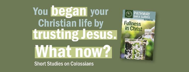 Fullness in Christ