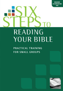 Six Steps to Reading Your Bible