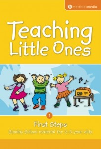 Teaching Little Ones  (children's Sunday School curriculum)