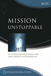 Mission Unstoppable (Acts)