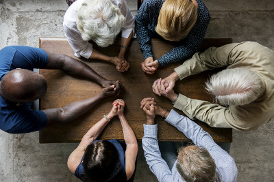Ideas for prayer in small groups - GoThereFor.com