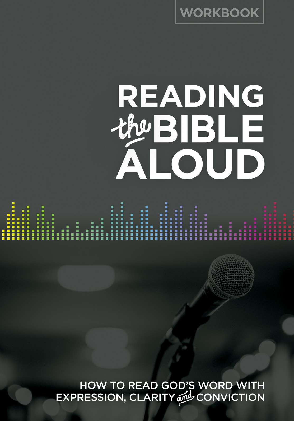Reading the Bible Aloud (workbook cover)