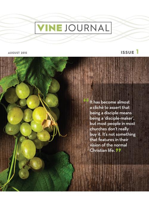 Vine Journal 1